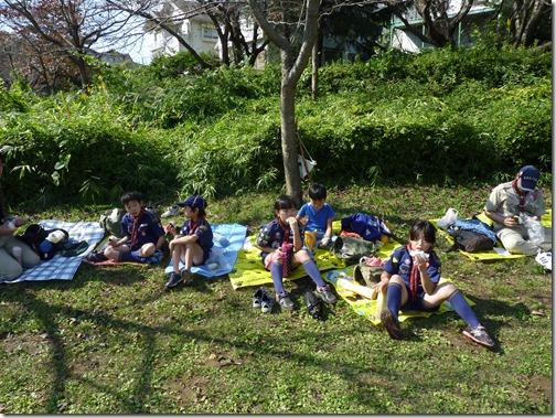 2014-10-19 カブ運動公園ハイキング 061