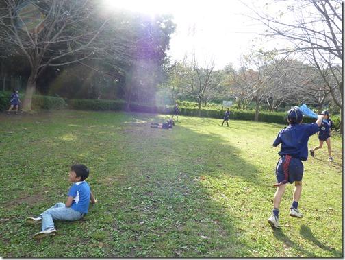 2014-10-19 カブ運動公園ハイキング 099